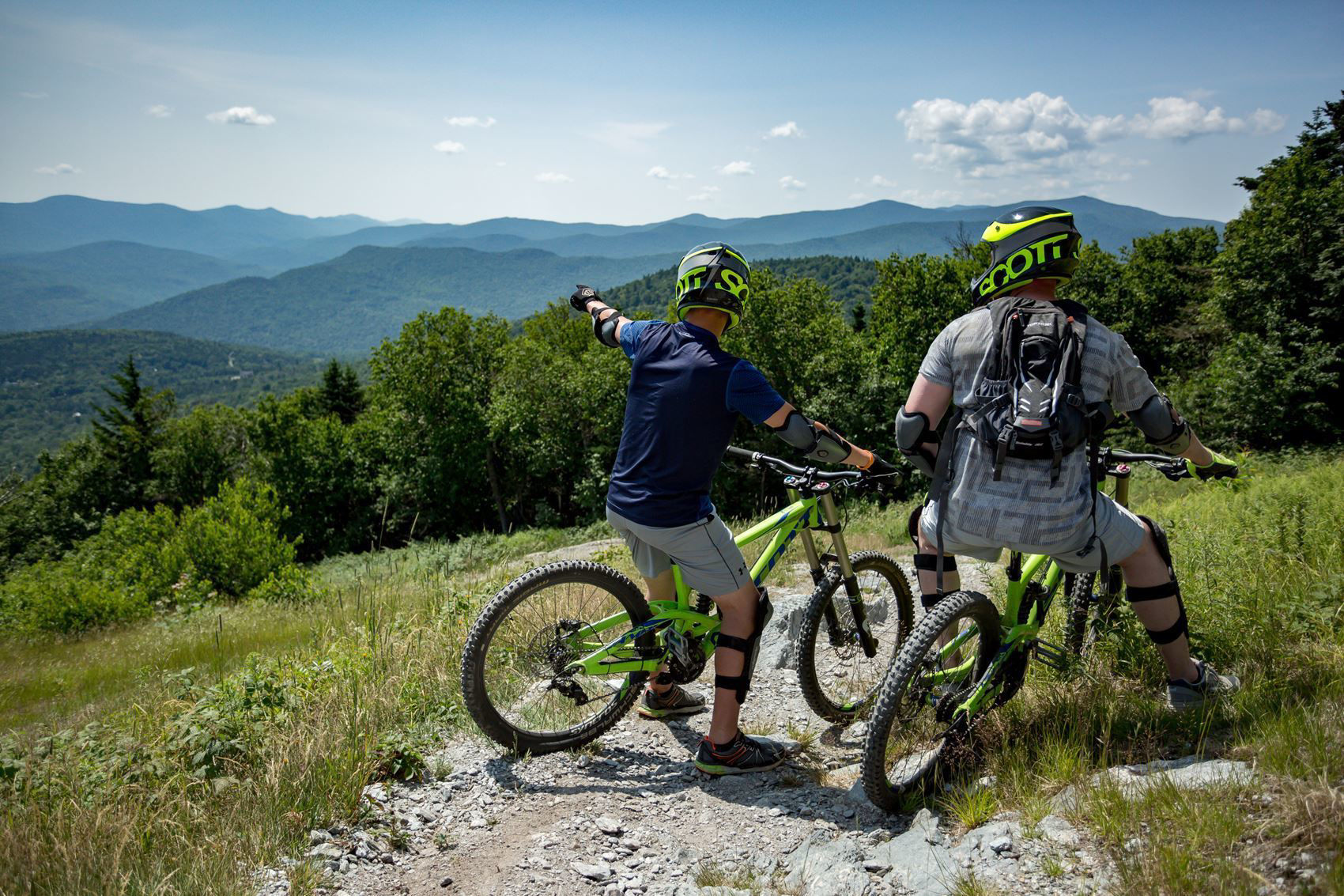 Picture of Downhill Mountain Bike Rental